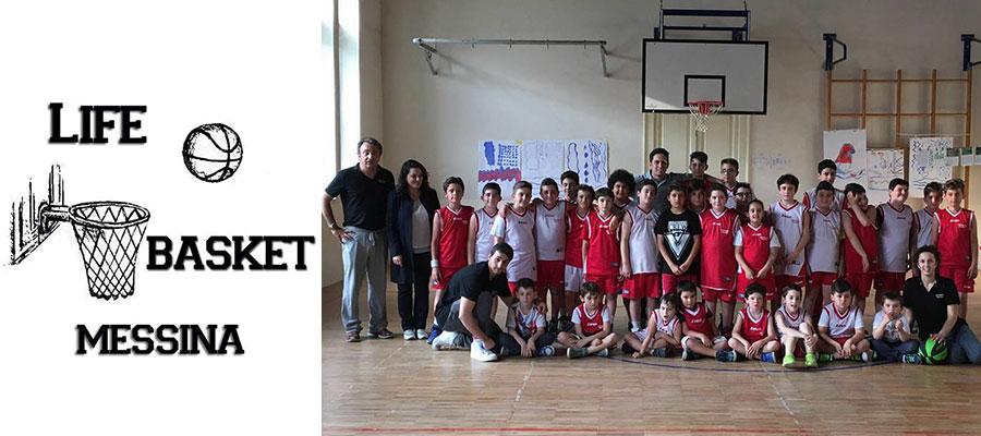 Life Basket Messina