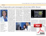 Lo Studio Radiologico Pandolfo sul Corriere della Sera!